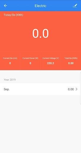Aplikacja Smart DGM - widok