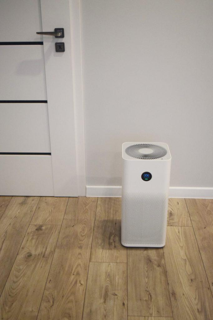 Xiaomi Air Purifier 2S size