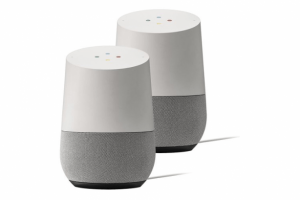 兩位Google Home演講者