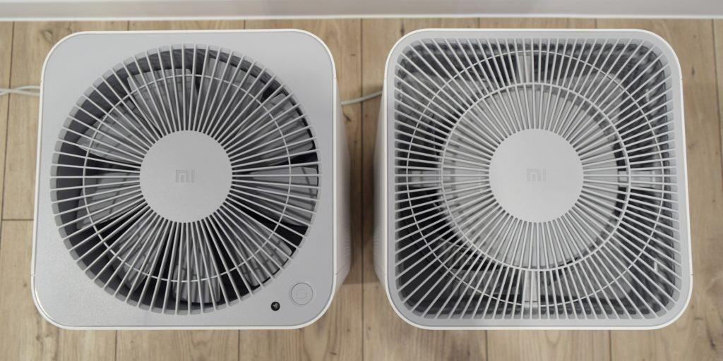 Xiaomi Air Purifier 3H - fans