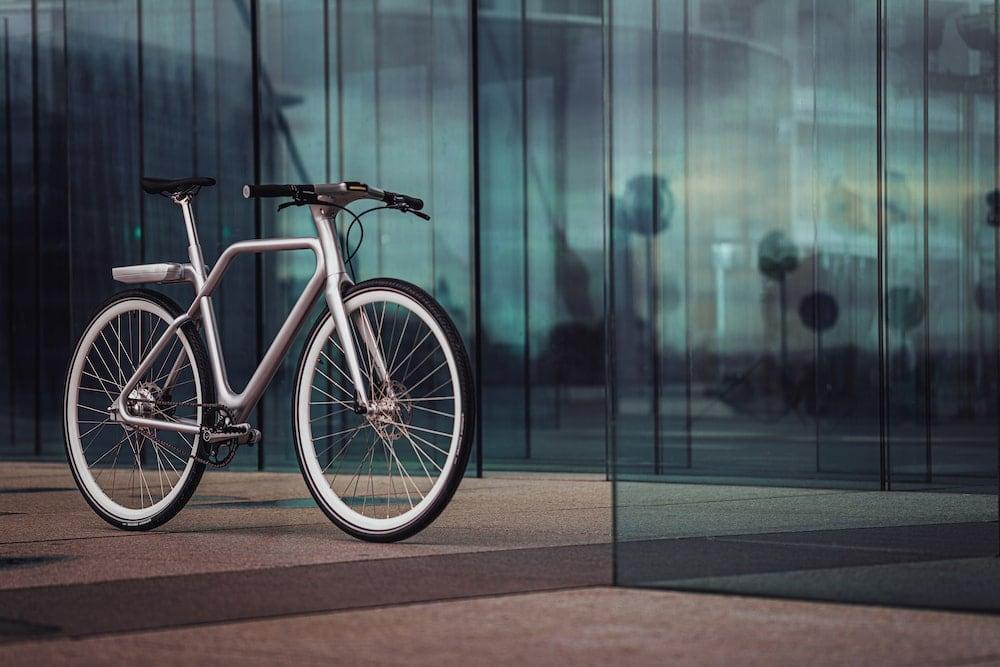 Smart bike Angell