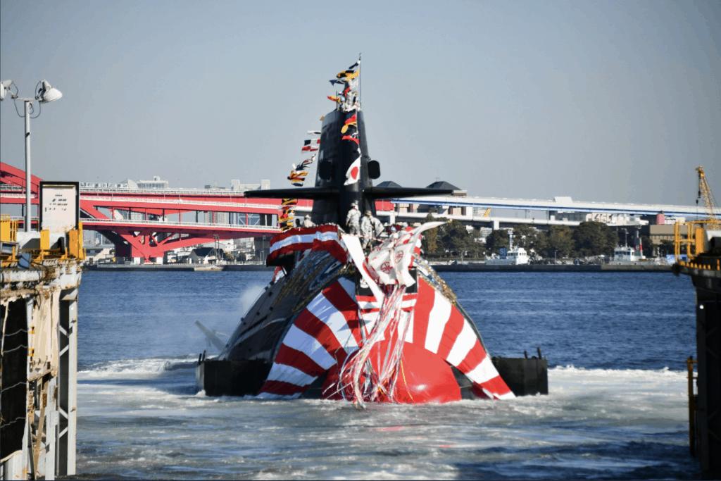 Elektryczny okręt podwodny