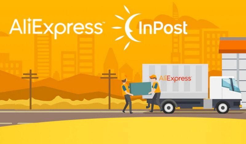 AliExpress Inpost