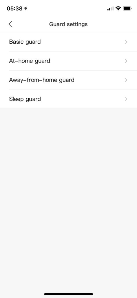 Xiaomi Gateway မှာ 3