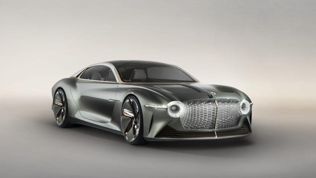 Elektryczny Bentley