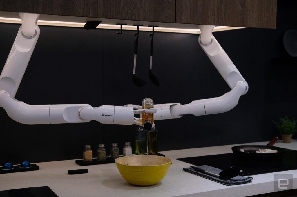Samsung Chef Robot