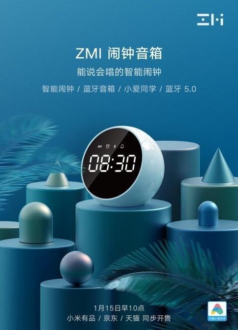 ZMI Smart Alarm Clock