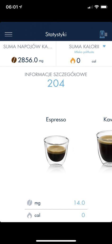 Aplikacja Coffee Link
