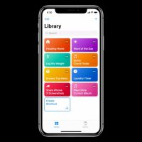 Shortcuts-library_WWDC18
