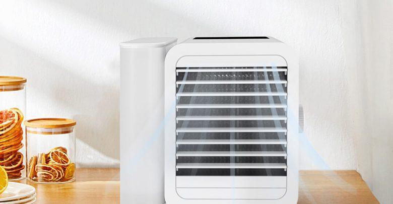 Xiaomi mini air conditioner 1