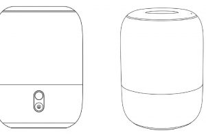 Xiaomi-Smart-Speaker-Patent