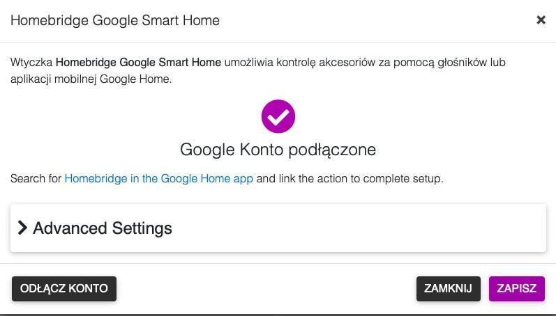 Google Home HomeKit