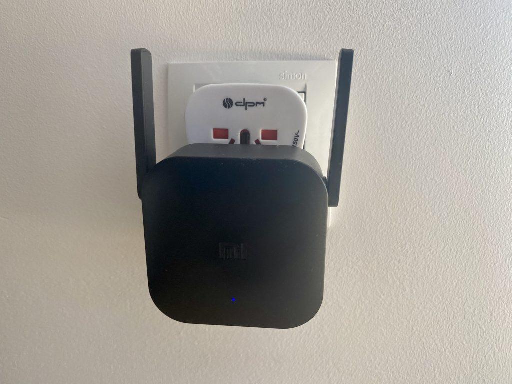 Wzmacniacz WiFi Xiaomi