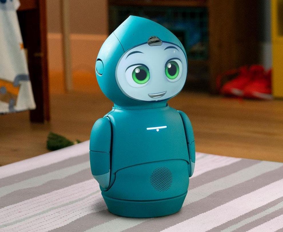 Robot Moxie