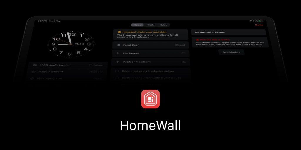 HomeWall