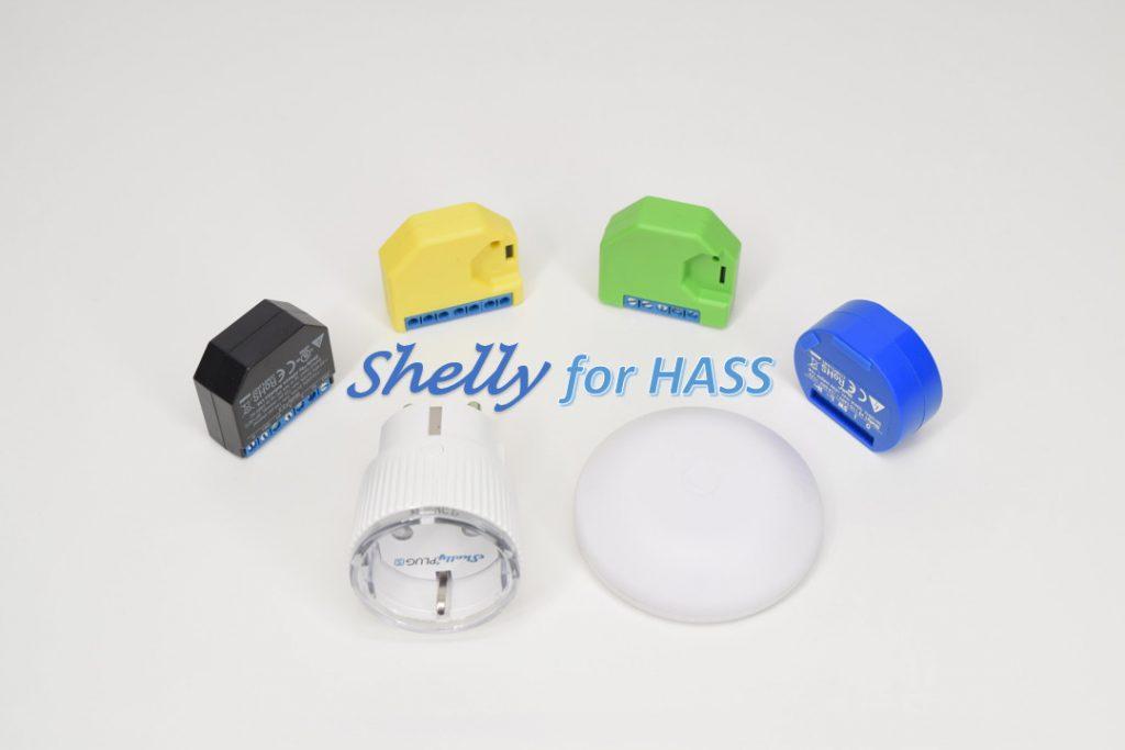 ShellyforHass logo