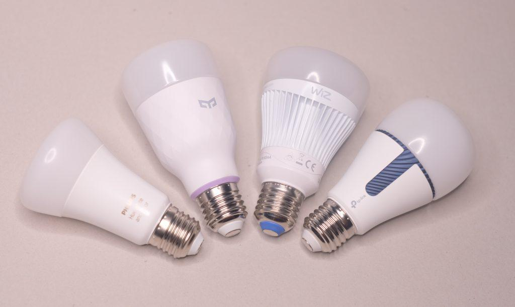 Mga Smart bulbs