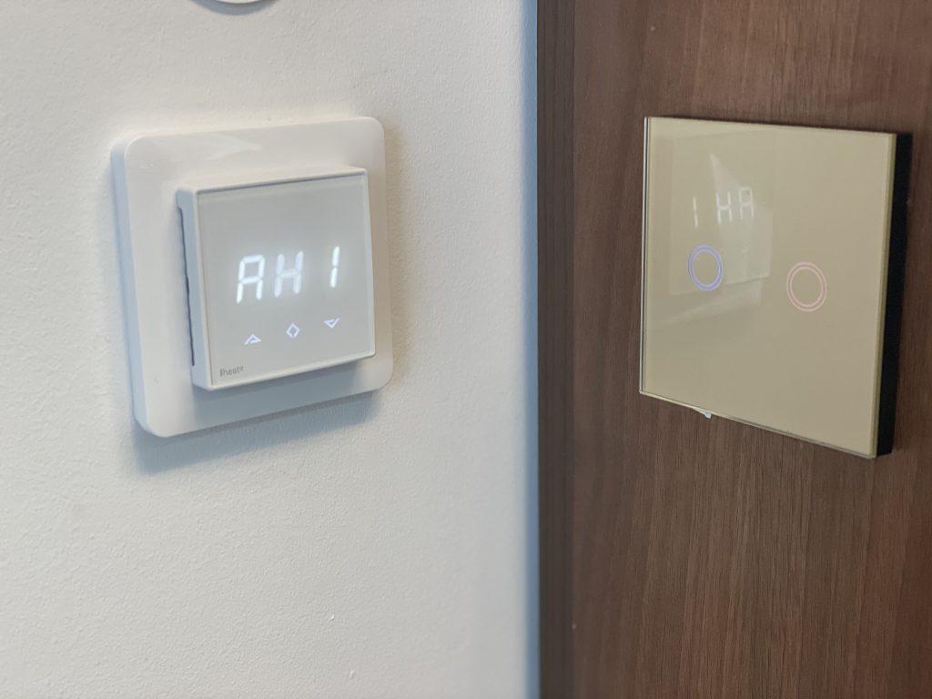 Heatit thermostat