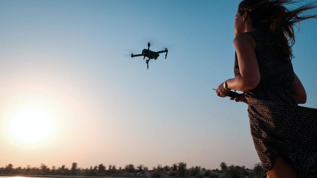 drone nentombazane